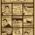 Cardboard Comic