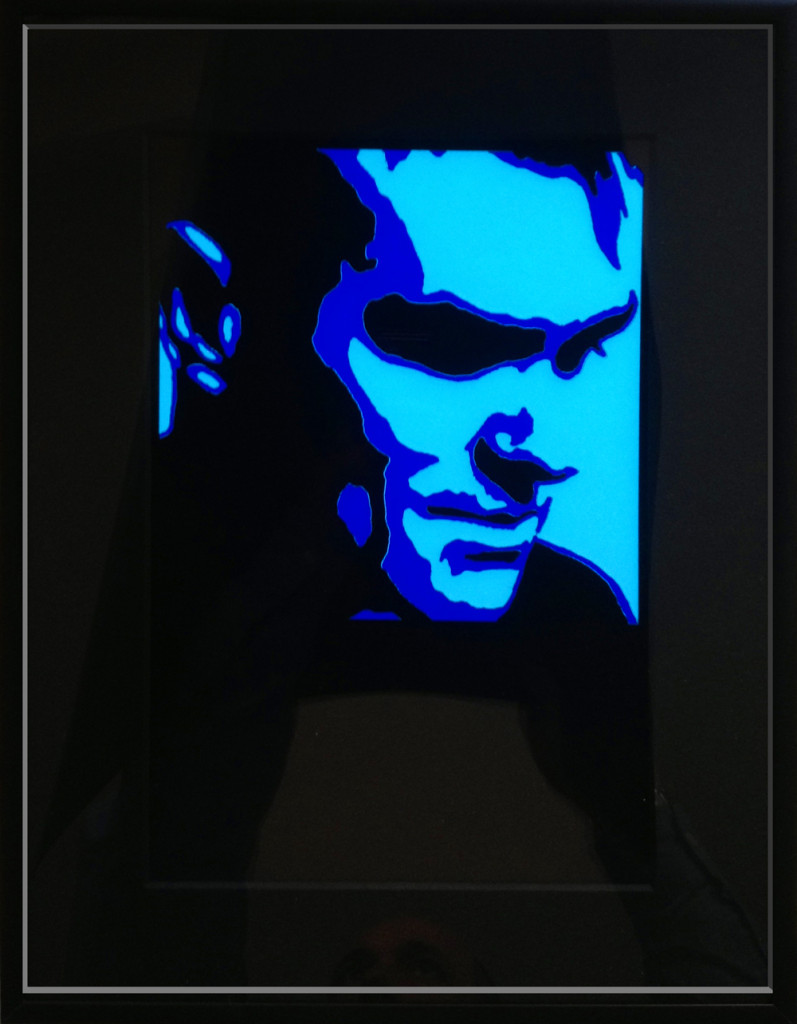 Morrissey Lightbox